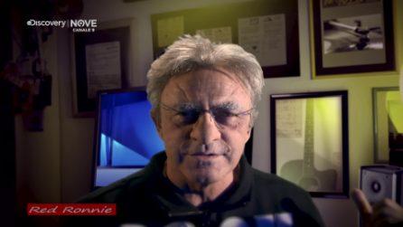 Maurizio Crozza imita Red Ronnie