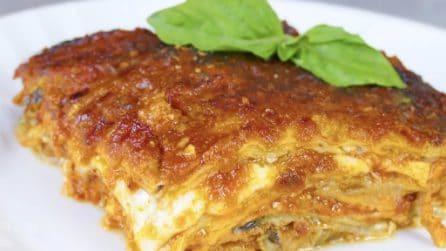 Parmigiana di melanzane: la ricetta del contorno che piace a tutti