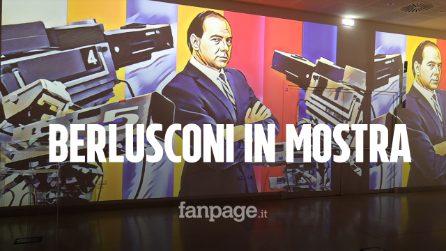 Berlusconi imprenditore: una mostra a Milano racconta i suoi successi ma non come li ha ottenuti