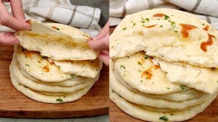 Pane palloncino: l'alternativa facile e leggera al pane tradizionale!