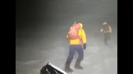 I soccorsi sul monte Elbrus, tempesta provoca morte 5 persone