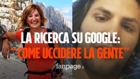 """Omicidio Laura Ziliani, fidanzato della figlia cercava sul web: """"Come fare l'omicidio perfetto"""""""