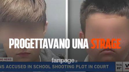 Adolescenti pianificano strage scolastica in Florida: bombe, coltelli ed armi da fuoco in casa