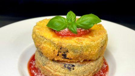 Cordon bleu di melanzane al forno: il segreto per farli croccanti e gustosi come se fossero fritti!