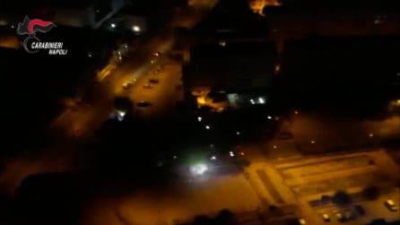 Smantellato uno stabile-bunker adibito a piazza di spaccio nelle Casi Verdi di Caivano