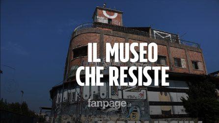 Il MAAM alla periferia di Roma è il primo museo abitato al mondo: ora rischia di essere sgomberato