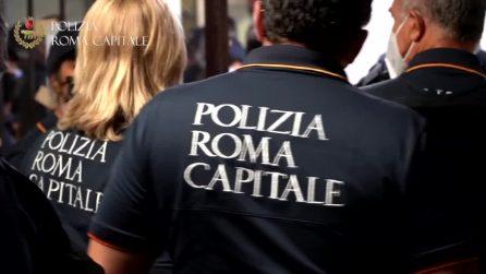 Maxi blitz a Tor Bella Monaca: sgomberati appartamenti abusivi, cambiate le serrature