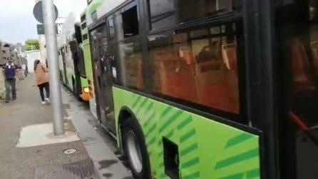 Sciopero dei trasporti a Napoli: funicolari e bus fermi