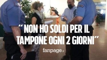 """Bidella senza green pass va scuola e arrivano i carabinieri: """"Non ho soldi per tampone"""""""