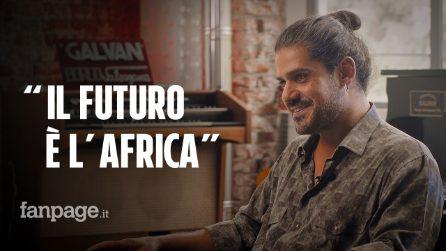 """Mannarino: """"In Italia sta arrivando il futuro, e il futuro è l'Africa"""""""