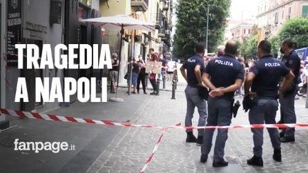 Tragedia a Napoli, bambino di 3 anni precipita dal terzo piano e muore