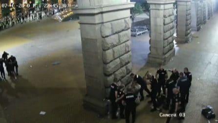Bulgaria, ecco i pestaggi di chi chiede le dimissioni del premier