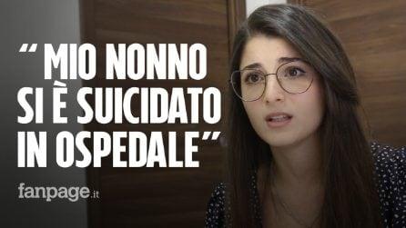 """Sicilia, anziano si suicida nel reparto covid di Enna. La famiglia: """"Lasciato morire da solo"""""""