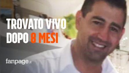 Scomparso da 8 mesi: trovato vivo l'imprenditore Davide Pecorelli alla deriva su un gommone