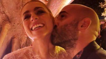 Da Giuliano Sangiorgi a Paola Iezzi, i VIP festeggiano il matrimonio di Miriam Leone e Paolo Carullo