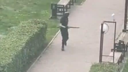 Uomo entra armato all'università: si registrano vittime in Russia