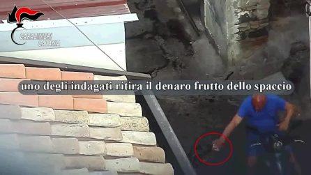 Blitz anti droga Catania, bambini cassieri dei pusher