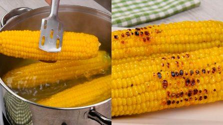 Il modo migliore per rendere le pannocchie grigliate succose e saporite!