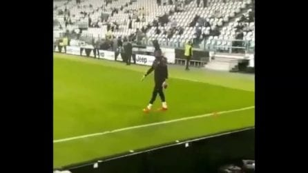 Insulti razzisti a Maignan, un video mostra cosa è accaduto all'Allianz Stadium