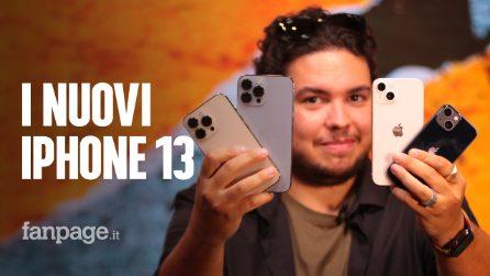 Abbiamo provato tutti gli iPhone 13 (con la modalità Cinematografica)