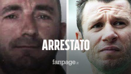 Arrestato il fratellastro di Antonio Cassano: furto da 30mila euro in appartamento