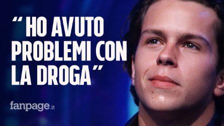 """Tommaso Eletti al GFVip: """"Ho avuto problemi con la droga. Sono stato in comunità, non mi è servito"""""""