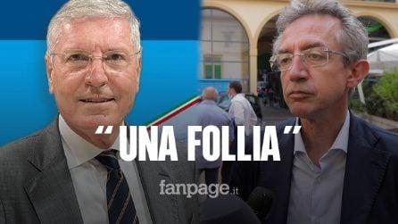 """Comitato elettorale alla Federico II, Manfredi: """"Una follia, Amato ha sbagliato"""""""