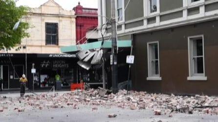 Australia, forte terremoto di magnitudo 5.9: paura a Melbourne
