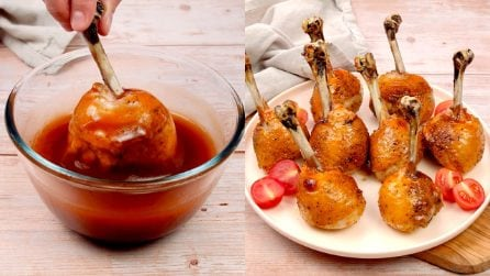 BBQ chicken legs: juicy and crunchy, you will love this recipe!