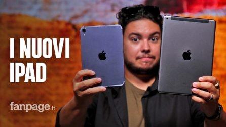 Abbiamo provato il nuovo iPad Mini