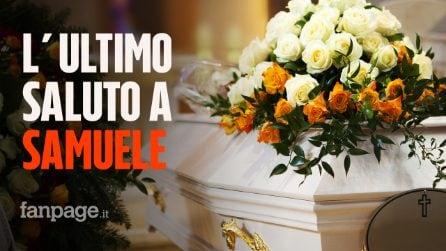 Samuele, l'ultimo saluto al bimbo di 3 anni precipitato dal balcone di casa a Napoli