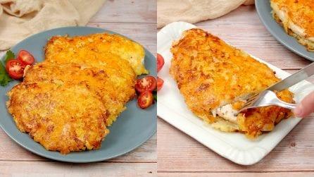 Pollo in crosta di patate: come renderlo ancora più buono in pochi passi!