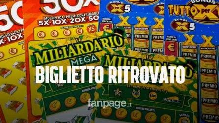 Gratta e Vinci rubato a Napoli, biglietto ritrovato: l'anziana potrà incassare la vincita