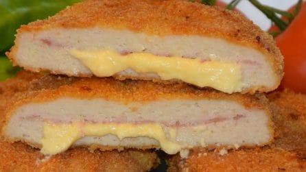 Cordon blue fatti in casa: l'idea del piatto semplice che piace a tutti