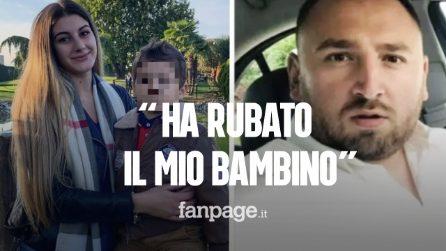 """Bimbo di 5 anni rapito dal padre, la mamma: """"Mi hanno strappato David dalle mani"""""""