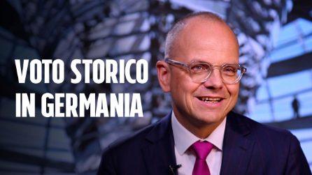 """Elezioni Germania, Jorg Buck a Fanpage.it: """"Vittoria partiti del centro, gli altri hanno perso voti"""""""