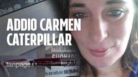 """Uccisa al bar, dolore per la morte di Carmen """"Caterpillar"""": """"Una donna solare e mamma dolcissima"""""""