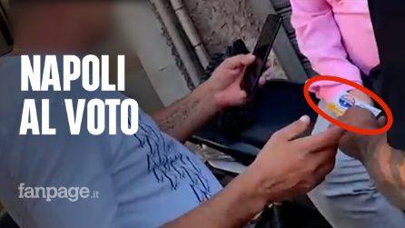 Foto e irregolarità: le elezioni a Napoli viste dalle telecamere nascoste