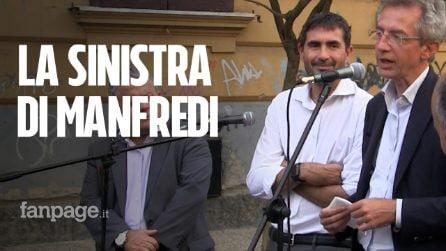 """Elezioni Comunali Napoli, ecco la sinistra con Manfredi: """"Qui equilibrio tra sviluppo e inclusione sociale"""""""