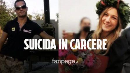 Omicidio Chiara Ugolini, suicida in carcere l'assassino Emanuele Impellizzeri