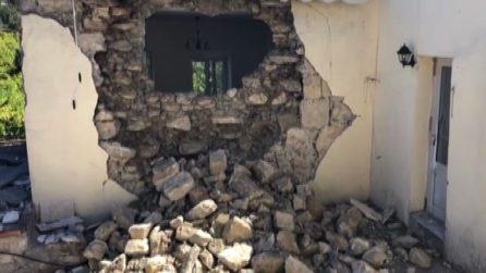 Grecia, terremoto a Creta: crolla una chiesa, almeno un morto