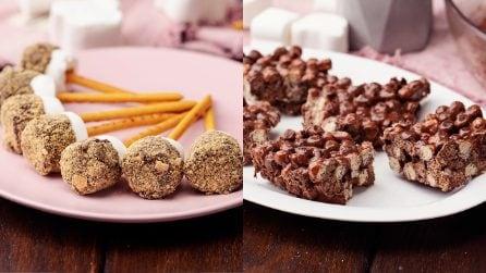 3 ricette veloci con i marshmallow che ti lasceranno senza fiato!