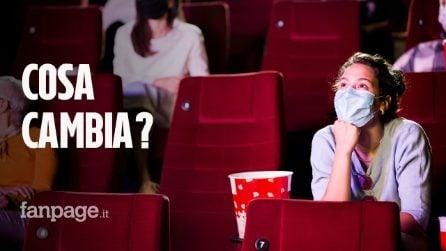Cts approva aumento capienza: cosa cambia per cinema, teatri, musei, concerti e stadi