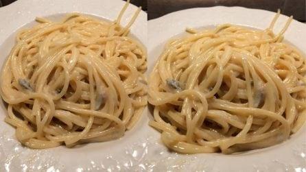 Spaghetti al gorgonzola: la ricetta del primo piatto saporito