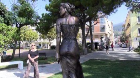 Spigolatrice di Sapri, il Comune difende statua delle polemiche