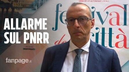 """L'allarme di Ricci (Pd): """"Con queste regole l'Italia non può spendere i soldi del Recovery Plan"""""""