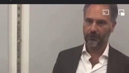 """Catello Maresca in video: """"Io a Manfredi m'o' magno"""""""