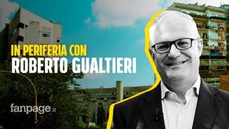 """Elezioni Roma, con Roberto Gualtieri a Massimina: """"A Roma non ci saranno più cittadini di serie B"""""""