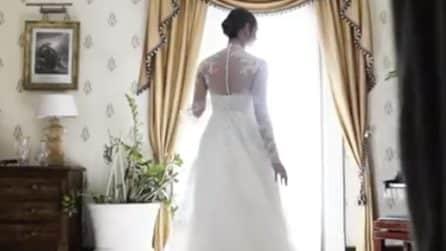 Miriam Leone, il nuovo video del suo matrimonio: si mostra in tutta la sua bellezza