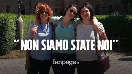 """Omicidio Laura Ziliani, le figlie prima dell'arresto: """"Non siamo state assolutamente noi"""""""